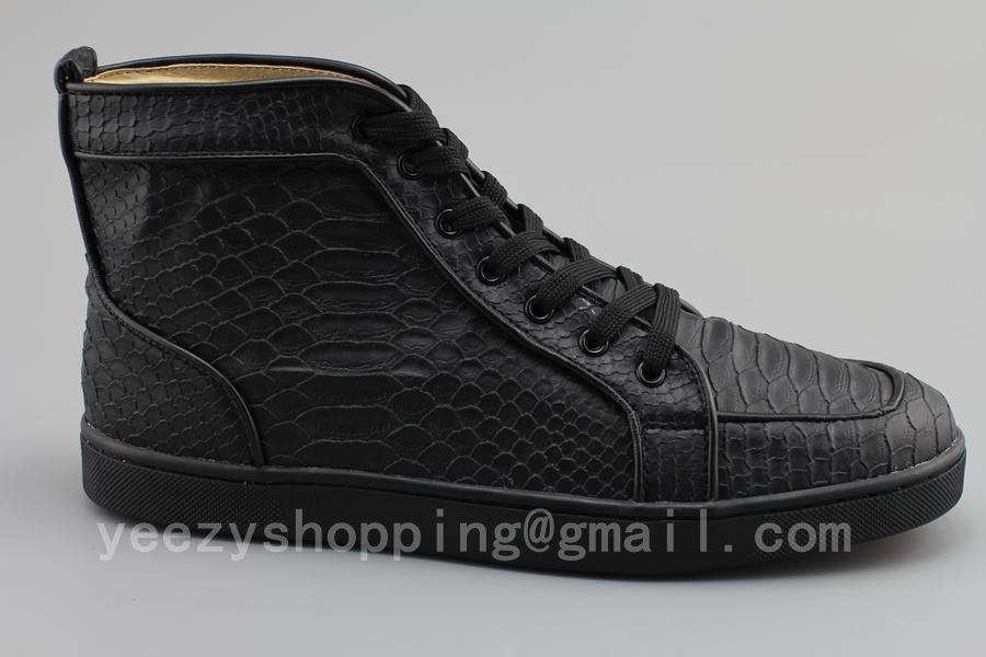 white and black christian louboutin sneakers mens christian louboutin shoes